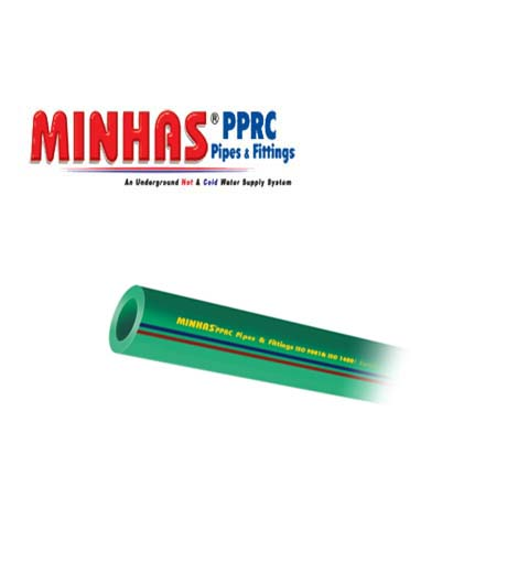 PPR-C PN-20 Minhas Pipes - BUILD DURABLE