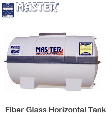 Master Fiber Glass Horizontal Water Tank 1500 Gln 1h12 Build Durable