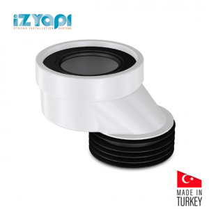 Izyapi Wc Eccentric Connector 60 mm