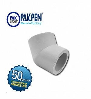 PPRC Elbow 45° (PN-20) PAKPEN PAKPLAST