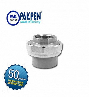 PPRC Female Thearded Union (PN-20) PAKPEN PAKPLAST