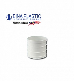 Bina Plastic Upvc Straight Coupling (Socket)