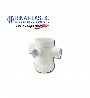 Bina Plastic Upvc Floor Gully (Floor Trap)