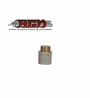 AGM Cpvc Brass Thread Male V/Socket