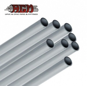AGM Cpvc Pipes SCH 80 (6 Meter Length)