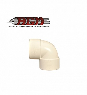 AGM Upvc Elbow 90°Size 3