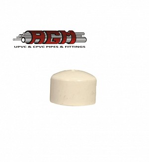 AGM Upvc End Cap Size 3