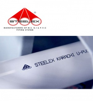 Steelex Upvc Pipes (SCH-40)