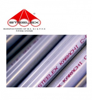 Steelex Cpvc Pipes (SCH-40)