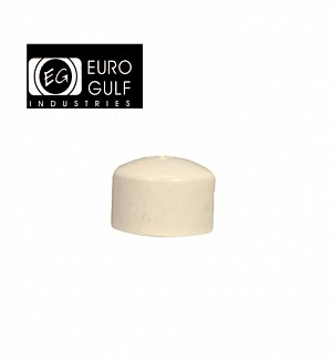 Euro Gulf Upvc End Cap Fitting (ASTM D2466)