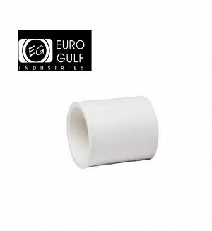 Euro Gulf Upvc Socket Fitting (ASTM D2466)