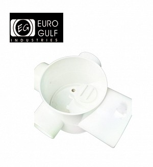 Euro Gulf Upvc Multifloor Trap Fitting (ASTM D2466)