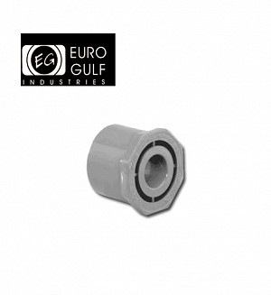 Euro Gulf Upvc Reducer Bush Fitting (ASTM D2466)