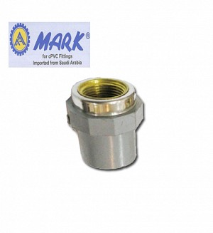 Mark Cpvc Brass Socket