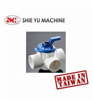 SH Upvc Spa Pool Valve