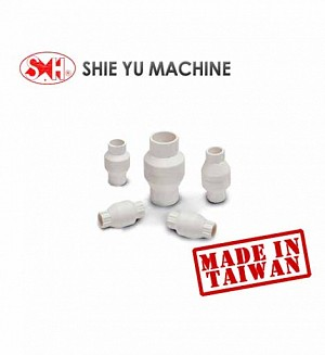 SH Upvc Spring Check Valve Socket/Thread