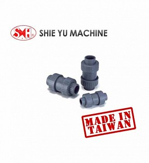 SH UPvc Union Ball Check Valve Threaded