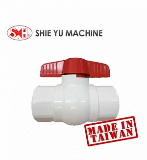 SH Upvc Compact Ball Valve Socket