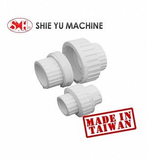 SH Upvc EPDM Union Socket Welding