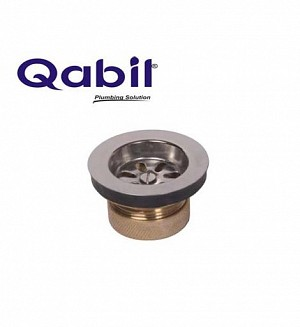Qabil Sink Waste (Brass)