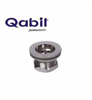 Qabil Sink Waste CP (Without Screw)