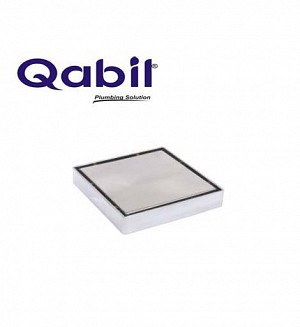 Qabil Floor Waste Fit in Tile Code: QFW26