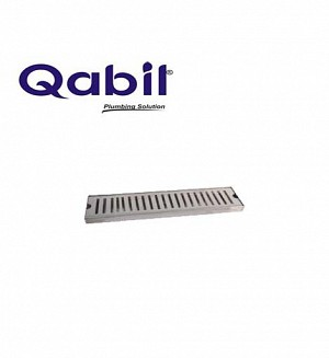 Qabil Floor Waste S.Steel Pipe Hole Code: QFW35