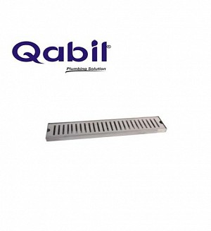 Qabil Floor Waste S.Steel Pipe Hole Code: QFW37