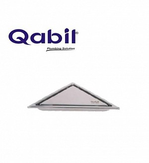 Qabil Floor Waste S.SteelFit in Tile Code: QFW34