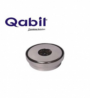 Qabil Floor Waste S.Steel Pipe Hole Code: QFW11