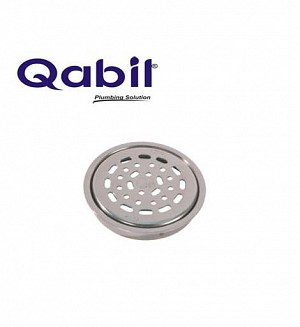 Qabil Floor Waste S.Steel Dot Holes Code: QFW16