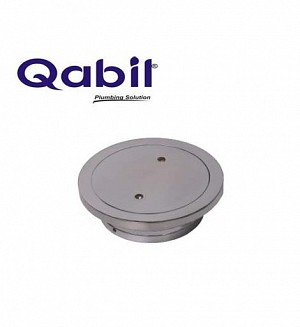 Qabil Clean out Round (S.Steel) Code: QCO02