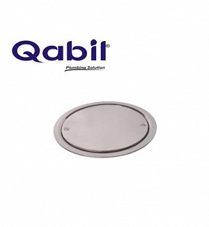 Qabil Clean out Round (S.Steel) Code: QCO07