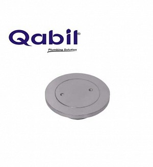 Qabil Clean out Round(Brass) Code: QCO01