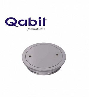 Qabil Clean out Round (S.Steel) Code: QCO03