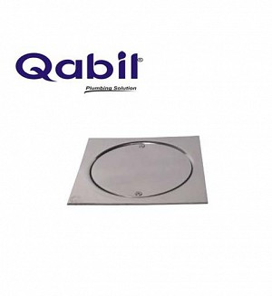 Qabil Clean out 6x6 (S.Steel) Code: QCO08