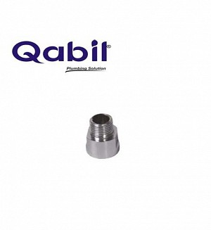 Qabil Extension CP Nipple 3/8