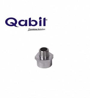 Qabil Joined CP Nipple (F x M) 1/2