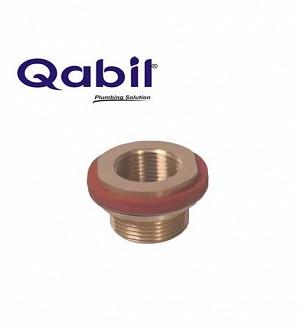Qabil Tunkey Bush (Brass) F x M 1