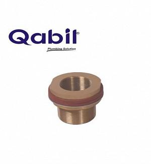 Qabil Tunkey Bush (Brass) F x M 2