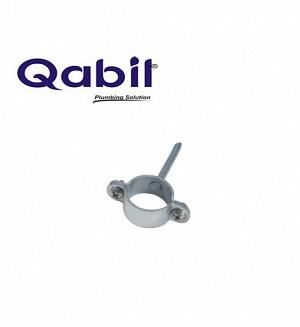 Qabil Pipe Clips 3/4