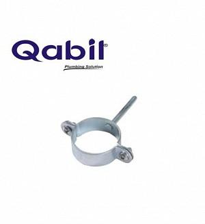 Qabil Pipe Clips 1 1/4