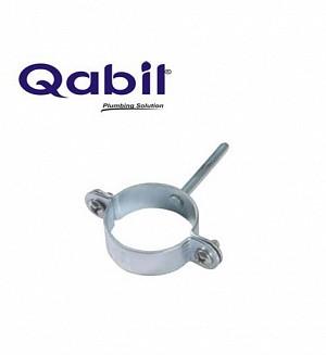 Qabil Pipe Clips 1 1/2