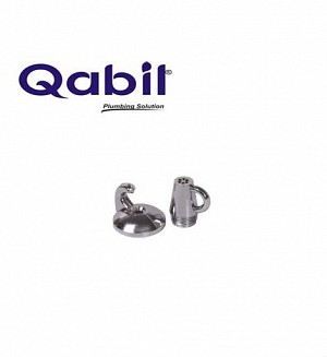 Qabil CP Shower Nozzle (PVC)