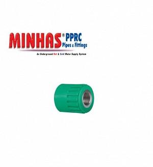 PPR-C Minhas Socket Female Metal