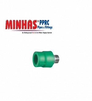 PPR-C Minhas Socket Male Metal