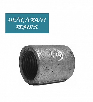 Galvanised Iron Socket (GI)