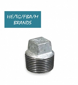 Galvanised Iron Plug (GI)