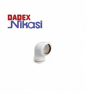 Upvc Dadex Nikasi Solvent WC ELBOW 110mm