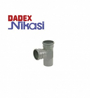Upvc Dadex Nikasi Rubber Ring EQUAL TEE